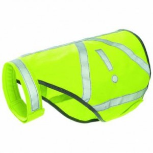 Gilet fluo ATTENTION